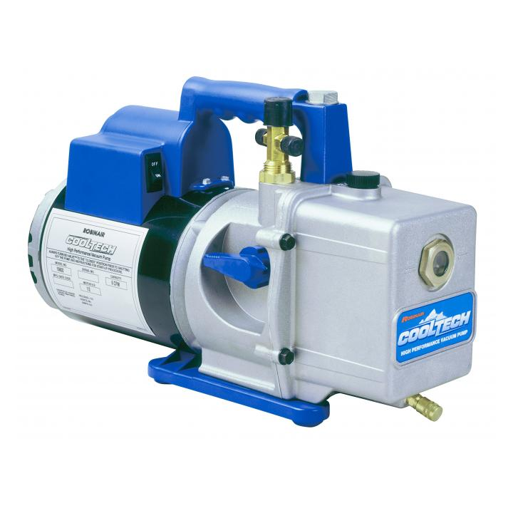 Robinair 15600 6 CFM vacuum pump photo