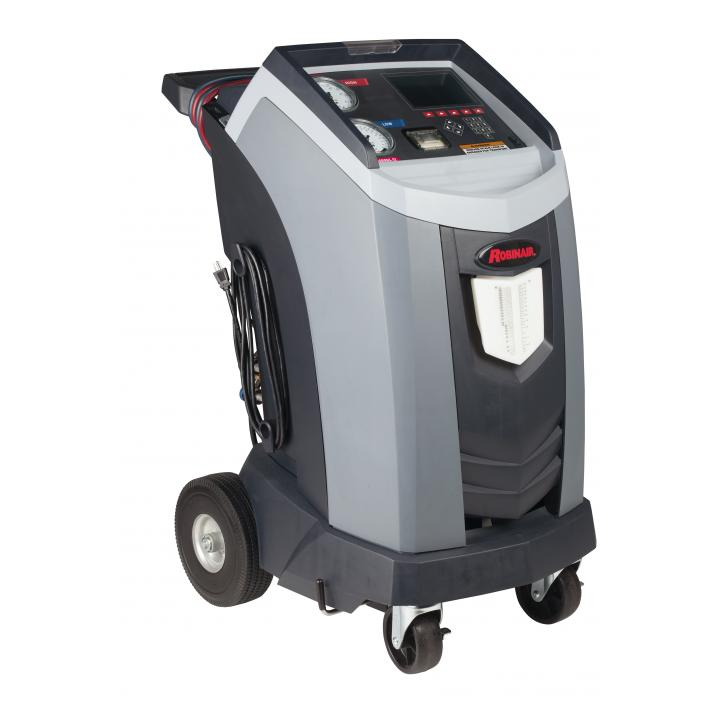 34988NI-SL Premium R134a Refrigerant Recover, Recycle, Recharge Machine for Mobile Service